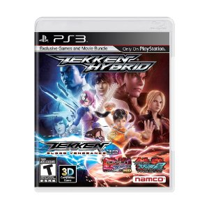Jogo Tekken Hybrid - PS3