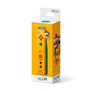 Controle Nintendo Wii Remote Plus: Bowser (Koopa) - Wii U