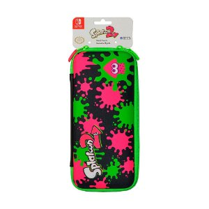Case Protetora Splatoon 2 Hori - Switch