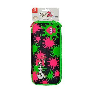 Case Protetora Splatoon 2 Hori - Switch