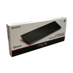 Teclado Wireless Sony - PS3