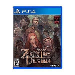 Jogo Zero Time Dilemma - PS4