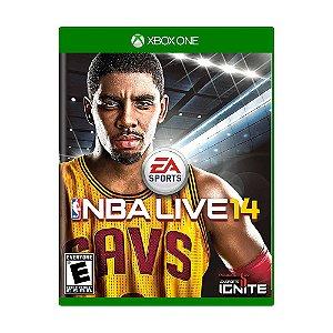 Jogo NBA Live 14 - Xbox One