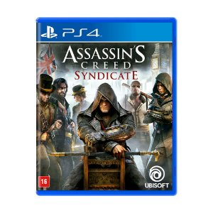 Jogo Assassin's Creed Syndicate - PS4