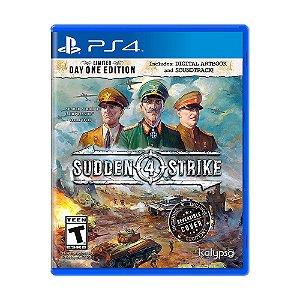 Jogo Sudden Strike 4 (Day One Edition) - PS4