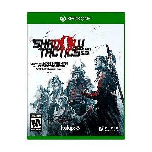 Jogo Shadow Tactics: Blades of the Shogun - Xbox One