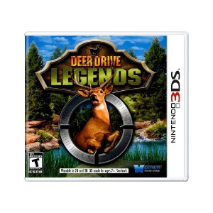 Jogo Deer Drive Legends - 3DS