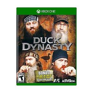 Jogo Duck Dynasty - Xbox One