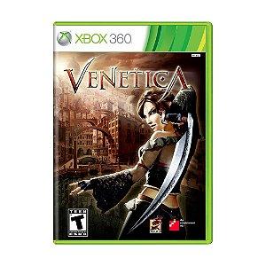 Jogo Venetica - Xbox 360