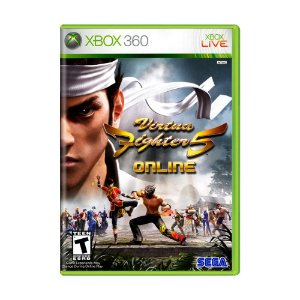 Jogo Virtua Fighter 5 Online - Xbox 360