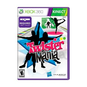 Jogo Twister Mania - Xbox 360