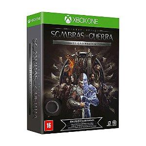 Jogo Terra-média: Sombras da Guerra (Edição Prata) - Xbox One