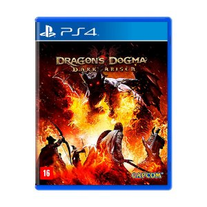 Jogo Dragon's Dogma: Dark Arisen - PS4