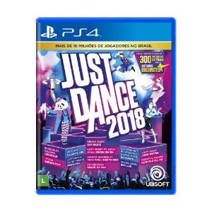 Jogo Just Dance 2018 - PS4
