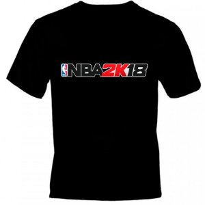 Camiseta NBA 2K18 - El Elyon
