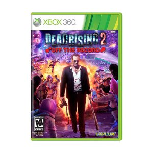 Jogo Dead Rising 2: Off the Record - Xbox 360
