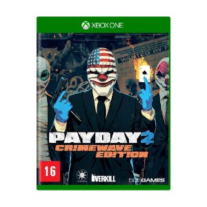 Jogo Payday 2 (Crimewave Edition) - Xbox One