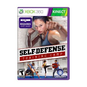 Jogo Self Defense: Training Camp - Xbox 360