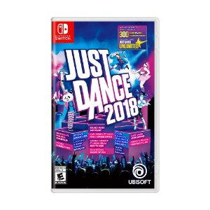 Jogo Just Dance 2018 - Switch