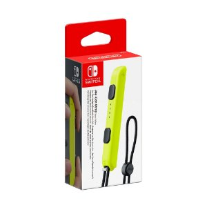 Joy-Con Strap Nintendo Amarelo - Switch