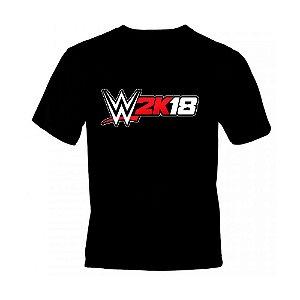Camiseta WWE 2K18 - El Elyon