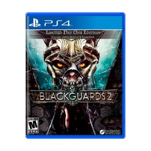 Jogo Blackguards 2 (Day One Edition) - PS4