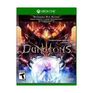 Jogo Dungeons III (Extremely Evil Edition) - Xbox One