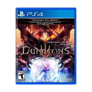 Jogo Dungeons III (Extremely Evil Edition) - PS4