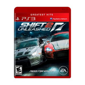Jogo Need for Speed: Shift 2 Unleashed - PS3