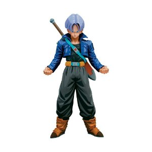 Action Figure Trunks Master Stars Piece Dragon Ball Z - Banpresto