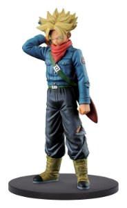 Action Figure Trunks Super Saiyajin 2 DXF The Super Warriors Vol.2 Dragon Ball Super - Banpresto
