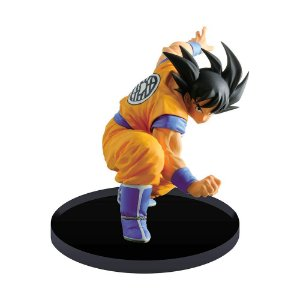 Action Figure Goku Big Budokai 7 Vol.4 Dragon Ball Z - Banpresto