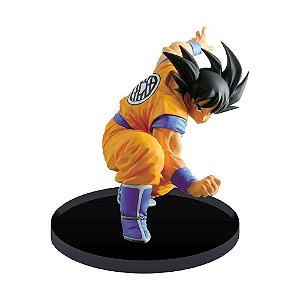 Action Figure Goku Big Budokai 7 Vol.4 Dragon Ball Z - Banpresto