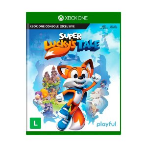 Jogo Super Lucky's Tale - Xbox One