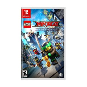 Jogo LEGO Ninjago: Movie Videogame - Switch