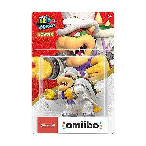 Nintendo Amiibo: Bowser (Wedding Outfit) - Super Mario Odyssey
