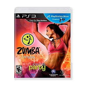 Jogo Zumba Fitness - PS3