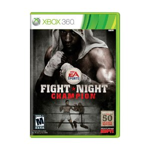 Jogo Fight Night Champion - Xbox 360