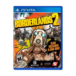 Jogo Borderlands 2 - PS Vita