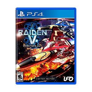 Jogo Raiden V: Director's Cut (Limited Edition) - PS4