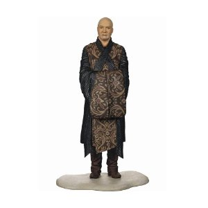Action Figure Varys Game of Thrones - Dark Horse Deluxe