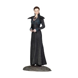 Action Figure Sansa Stark Game of Thrones - Dark Horse Deluxe