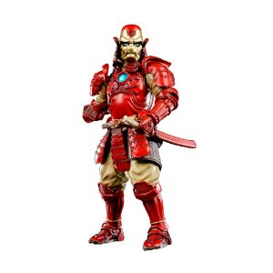 Action Figure Koutetsu Samurai Iron Man Mk-3 - Meisho Manga Realization