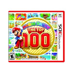 Jogo Mario Party: The Top 100 - 3DS