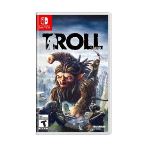 Jogo Troll and I - Switch