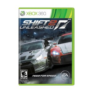 Jogo Need for Speed: Shift 2 Unleashed - Xbox 360