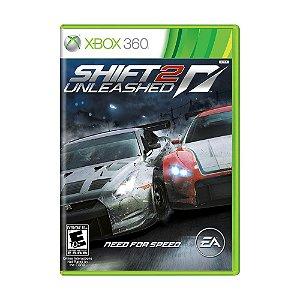 Jogo Need for Speed: Shift 2 Unleashed - Xbox 360