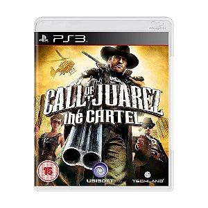 Jogo Call of Juarez: The Cartel - PS3