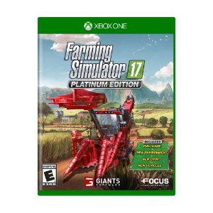 Jogo Farming Simulator 17 (Platinum Edition) - Xbox One