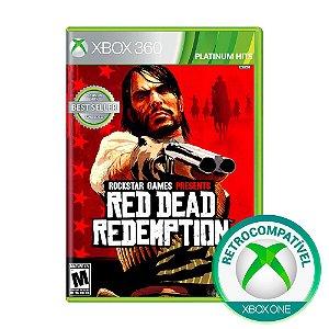 Jogo Red Dead Redemption - Xbox 360
